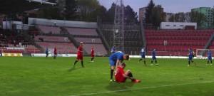 Fotbalový souboj univerzit MU x VUT #munitv