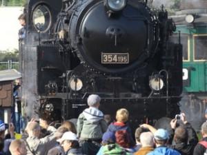 Den železnice 2011 v Děčíně