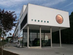 Budova firmy Tescan