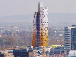 AZ Tower - nejvyšší budova v Česku