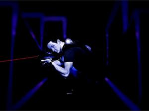 Tron Laser Aréna