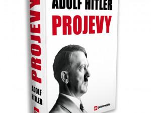 Kniha Adolf Hitler: Projevy, foto: Vydavatelství Guidemedia
