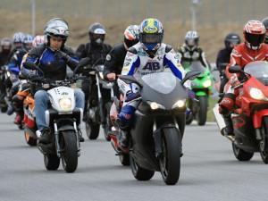 Pokus o rekord z roku 2012, foto: Automotodrom Brno