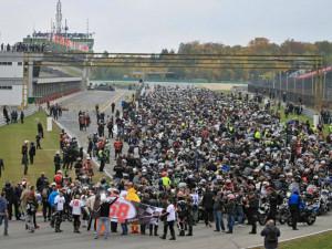 Rekord na Masarykově okruhu, foto: Automotodrom Brno
