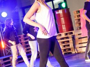 Hip-hop dance workshop, festival IN-JOY, foto: Brněnská Drbna