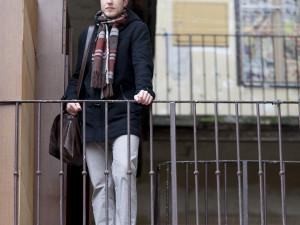 Ladislav Zibura navštěvoval rodiny na Cejlu a mapoval sociální problémy v lokalitě, foto: Brněnská Drbna, Miroslav Toman