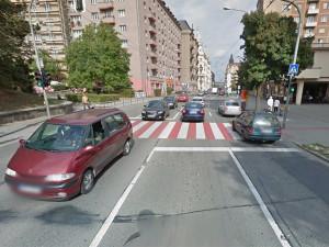 Ulice Úvoz, foto: Google Maps
