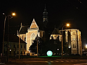 Pulihrášek na Mendlově náměstí, foto: Vojtěch Radkovič