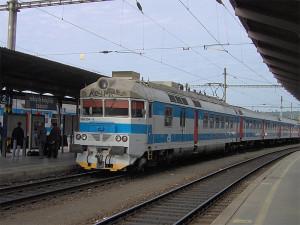 Brněnské hlavní nádraží, ilustrační foto