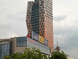 AZ Tower v Brně, foto: Brněnská Drbna, Miroslav Toman