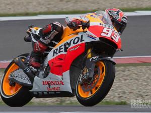 Vítěz závodu MotoGP Marc Marquez, foto: Brněnská Drbna, Miroslav Toman