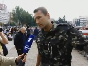 Učitel tělocviku a občanské nauky z Líšně se údajně stal obětí bojů na Ukrajině, foto: YouTube