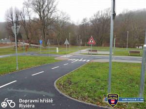 Dopravní hřiště Městské policie, zdroj:www.dopravnihristebrno.cz
