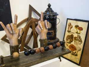 Jeden z exemplářů výstavy Půlstoletí s Cimrmanem, zdroj: Muzeum města Brna