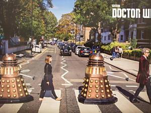 Doctor Who, zdroj: BBC