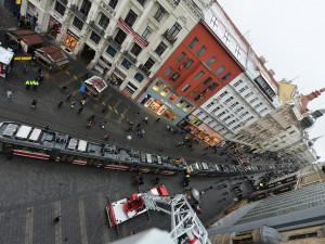 Nový český rekord v délce za sebou postavených tramvají, zdroj: MMB, autor: M. Schmerková