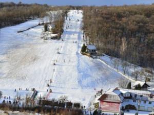 ilustrační foto, Ski areál Němčičky