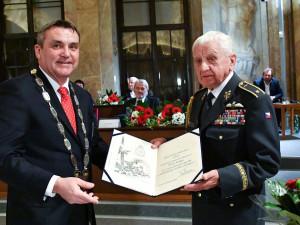 Válečný veterán Emil Boček, zdroj: MMB