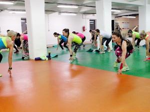 Fitness Blue Gym