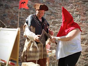 Na Špilberku si budou návštěvníci vyzkoušet různá řemesla
