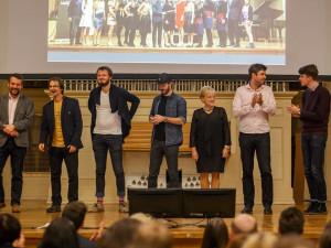Řečníci na konferenci Leadership Brno
