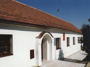 Dům TGM v Čejkovicích