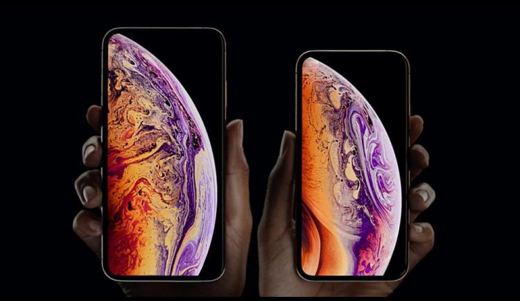 Apple ve středu představil nové verze iPhonu