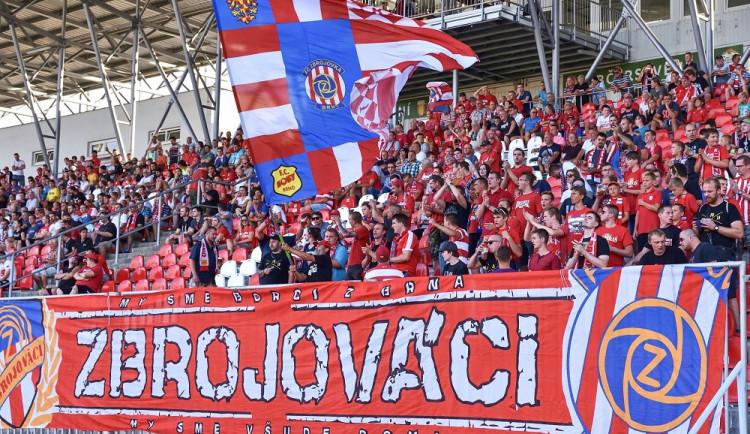 SOUTĚŽ: Na Srbskou přijede v neděli Varnsdorf. Zbrojovka musí vybojovat tři body!
