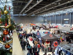 Vánoční veletrhy v Brně