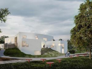 V Kníničkách u Brna by mělo vzniknout centrum, které poskytne péči celkem 1500 pacientům ročně. autor: Paracentrum Fenix