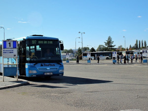 Autobusové nádraží Vyškov