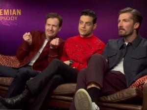 Tvůrci filmu Bohemian Rhapsody