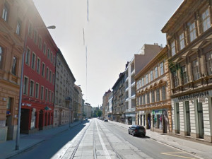 Údolní ulice v Brně
