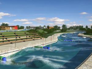 Vodní kanál měl v minulosti vyrůst i v Horních Heršpicích, ilustrační foto