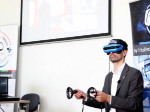 Češi vytvořili unikátní nástroj virtuální reality