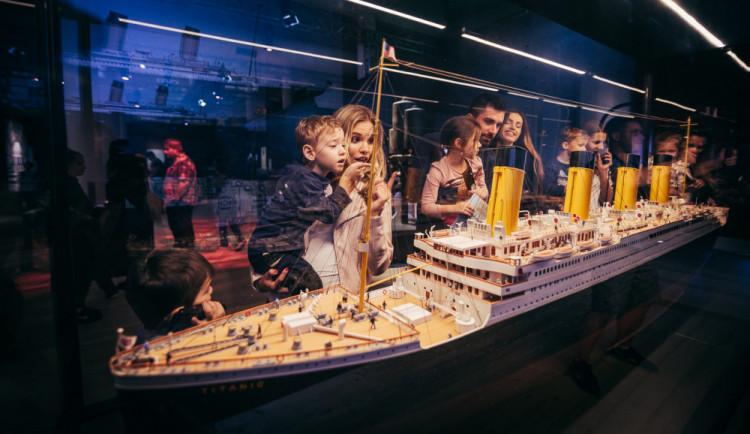 SOUTĚŽ: Žít si jako v první třídě Titanicu. Vyhrajte luxusní večeři o osmi chodech na brněnské výstavě