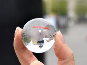 Speciální kulička připomínající 100 let od vzniku Velkého Brna