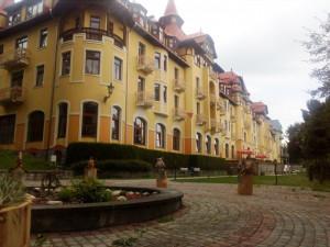 Grandhotel Praha v Tatrách