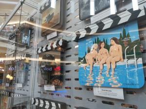 Výstava filmových klapek ve Vaňkovce