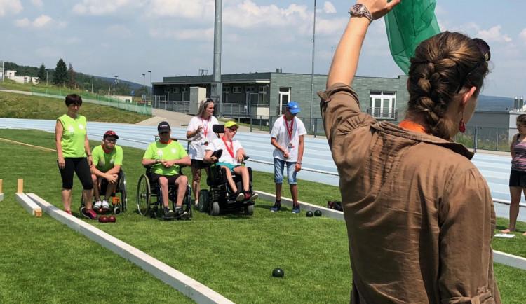 Brno vydalo handicapovaným sportovcům desítky medailí.Na Evropské hry Emil Open přijelo přes 500 dětí