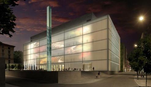 Stavba koncertního sálu v Brně by mohla začít příští rok v létě