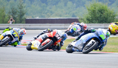 Jihomoravský kraj přidá na GP motocyklů dalších 2,5 milionu korun