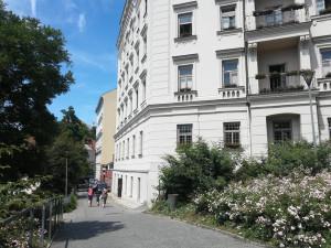Tato ulice ponese v budoucnu jméno Kurta Godela