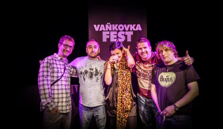Vaňkovka Fest nabízí opět kvalitní zábavu! Ve středu slaví Adéla Elbel narozeniny, v pátek se zas můžete těšit na Kryla