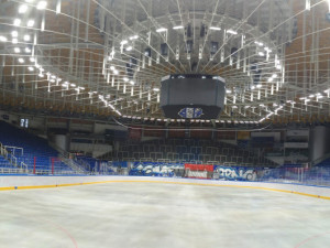 DRFG aréna má nové mantinely a osvětlení
