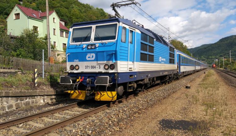 Na jižní Moravě se od soboty chystá nekolik vlakových výluk