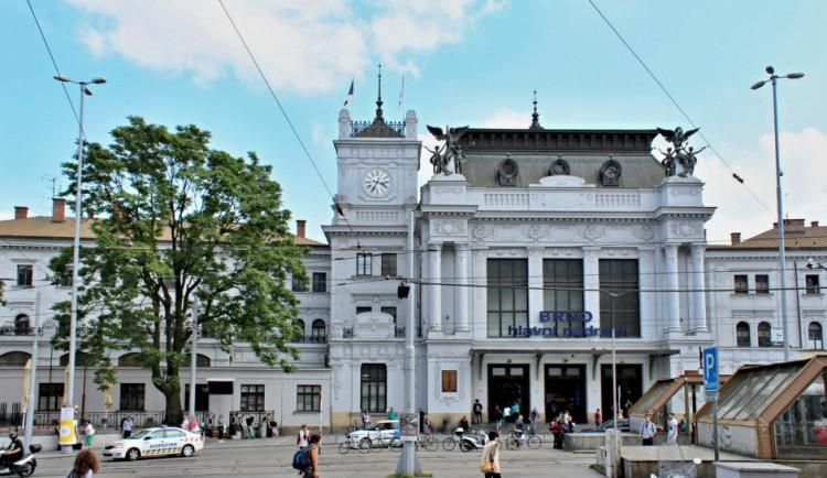Soud odmítl žalobu Dětí Země na stavbu nového nádraží v Brně
