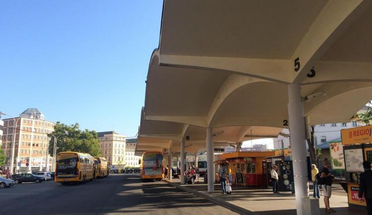 Autobusové nádraží u Grandu v Brně bude bezbariérové, město nechá upravit okolí