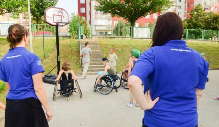 Tradiční Vinohradské vozíkohraní rozjede oslavy kulatého výročí Ligy vozíčkářů