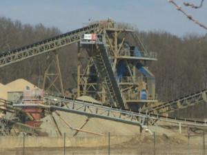 Spor o těžbu štěrkopísku se táhne už přes deset let